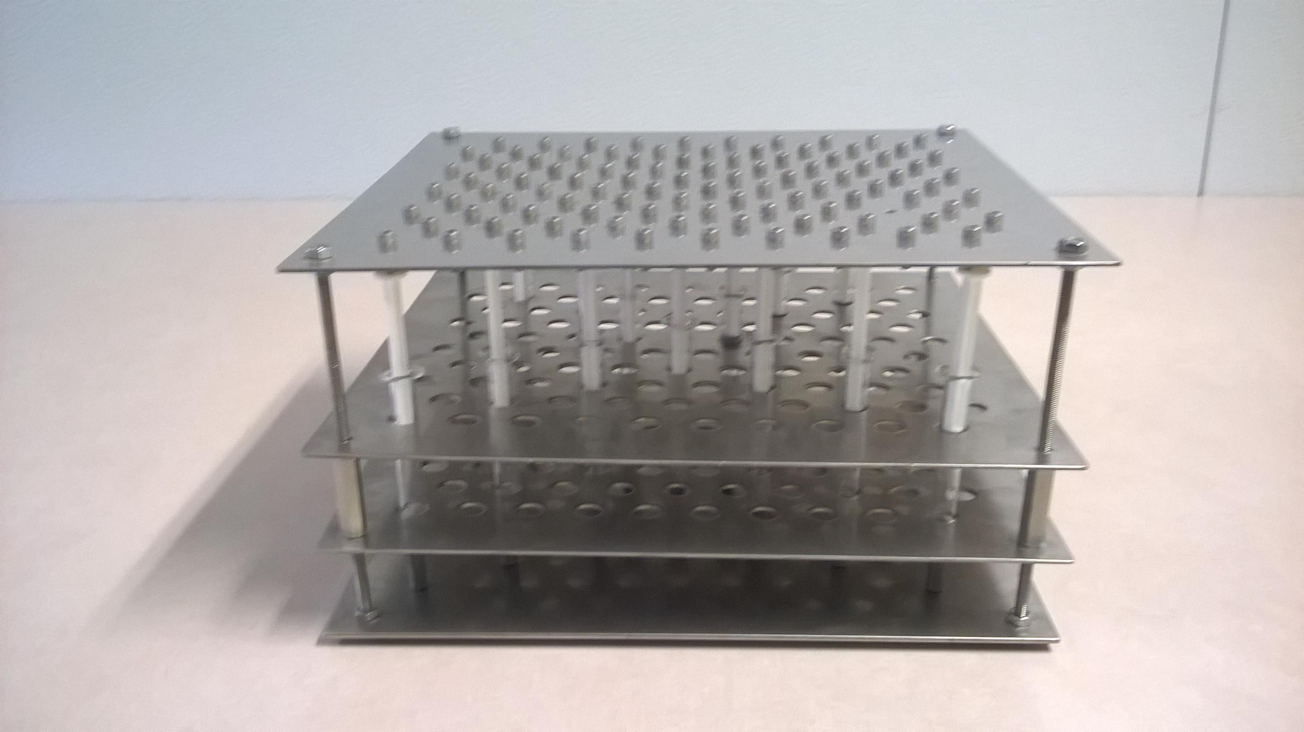 Prefilled Syringe Sterilization Device
